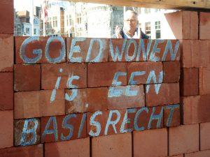 Werelddag van verzet tegen extreme armoede in Brugge op 15 oktober